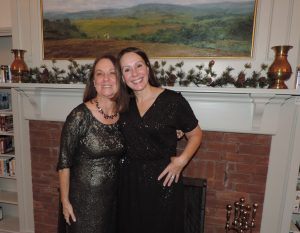 1 Executive Director Millie Loeb, Board President Lisa Bilbrough