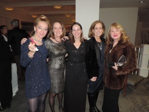 Anna Perz, Millie Loeb, Lisa Bilbrough, Liz Garland, Irit Granger  1