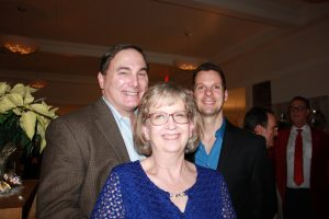 John and Lisa Cilio, Joel Bruzinski