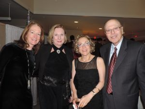 Karen Cushnie, Sharon Danosky, Ellen and Jerry Liebman 1