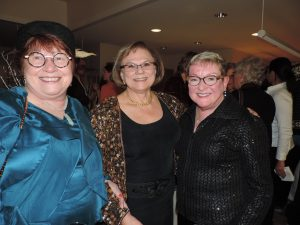 Mary Jane Magoon, Laura Jagodzinski, Nancy Buck 1