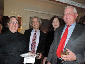 Mary Rindfleisch, Jeff Ginzberg, Chris and Kevin Keenan 1