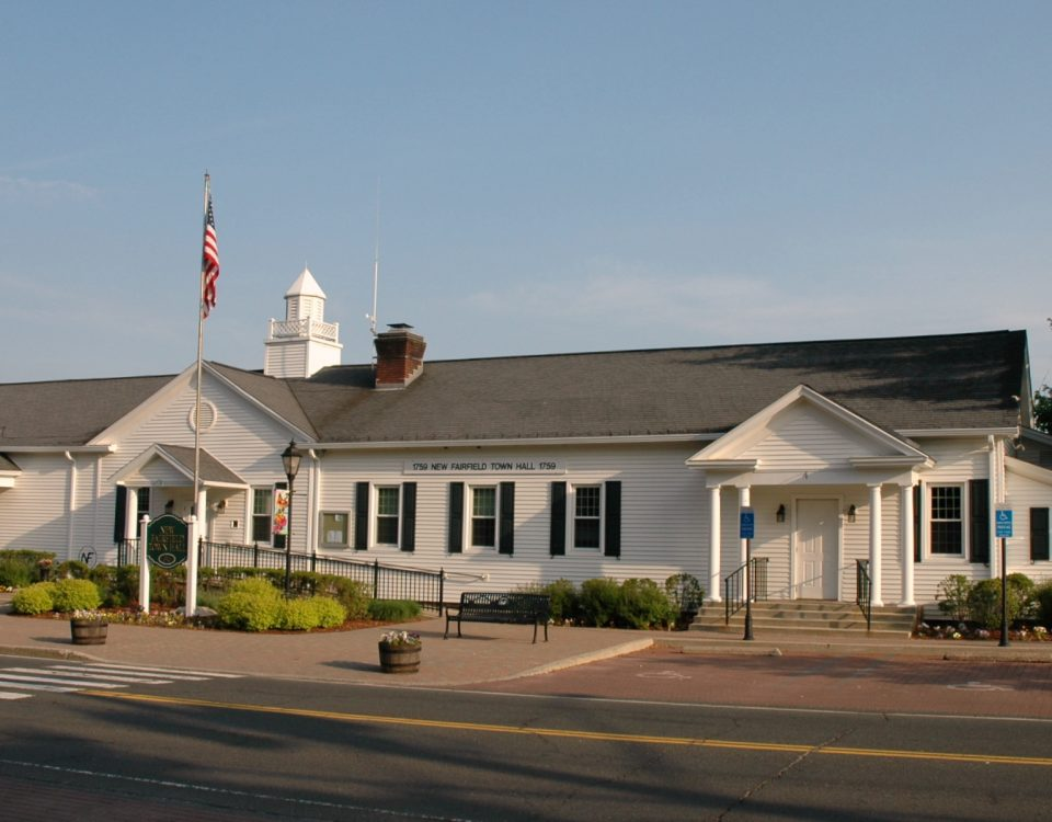 New Fairfield Town Hall