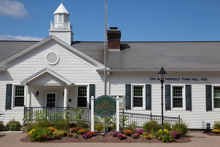 New-Fairfield-town-hall