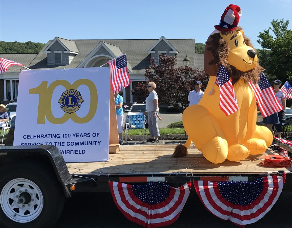 LIONS 100 YEAR