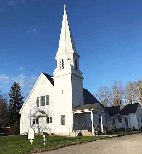 Sherman Church Image