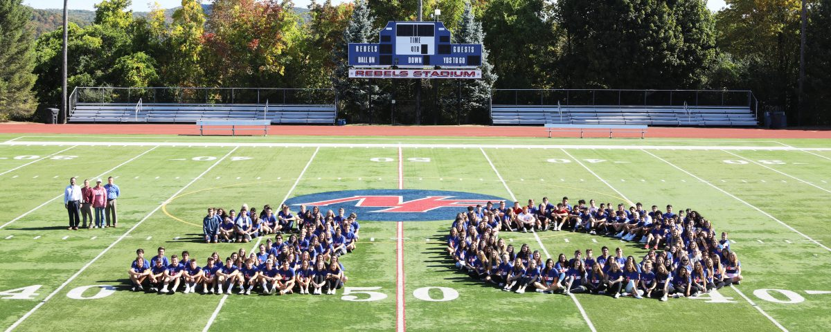NFHS Class of 2020 Photo by Prestige/ Lifetouch Studios