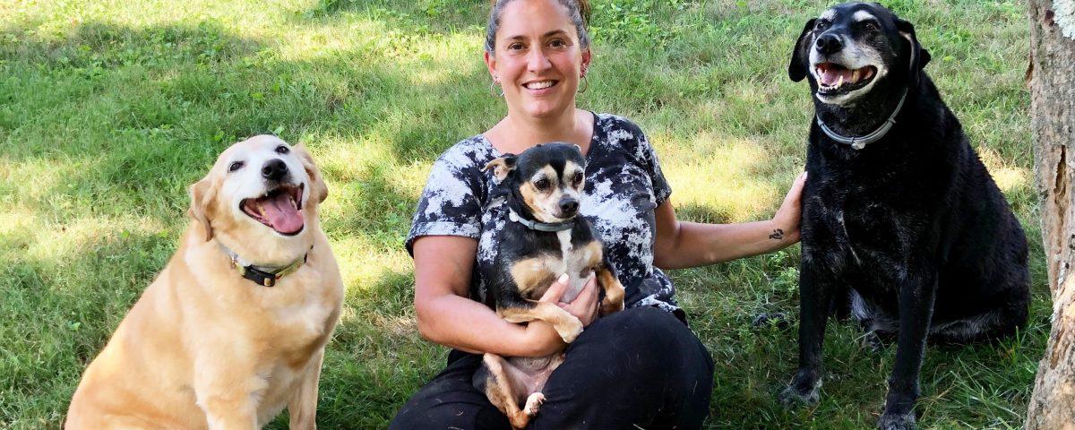 New Fairfield Animal Control Officer Kim Kraska